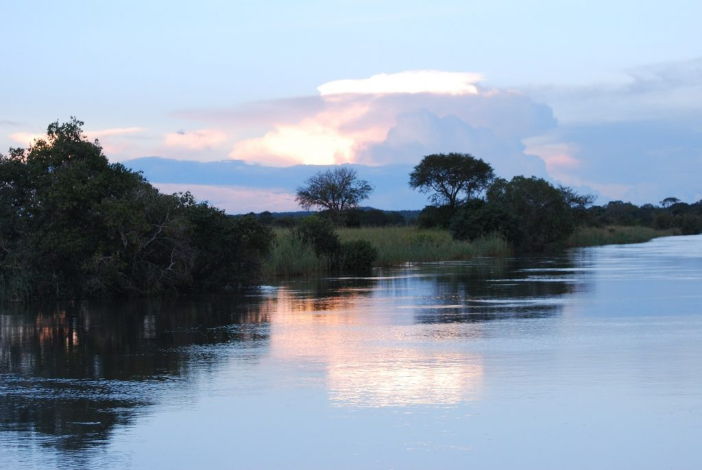 ENDLESS BEAUTY OF THE KAFUE RIVER - small